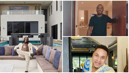5 Nigerian celebrities who have shown fans their luxury homes in eye-catching house tour videos