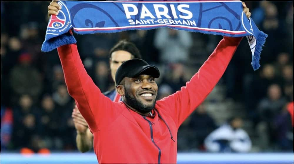 Master Dribbler Jay-Jay Okocha Reacts to Reports That Legendary Lionel Messi Will Earn N571m Weekly at PSG