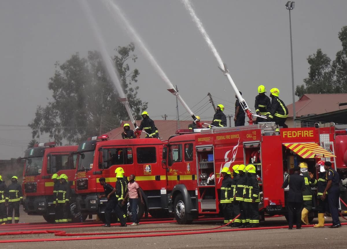 Federal Fire Service salary structure ▷ Legit ng