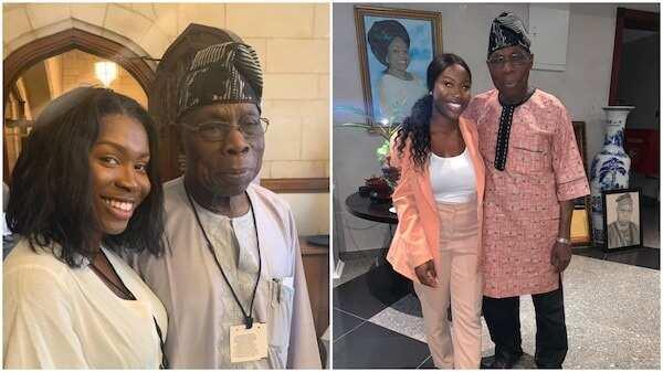 Ni na nada kai na a kujerar Mukarrabar Olusegun Obasanjo da kai na – Amina Sule
