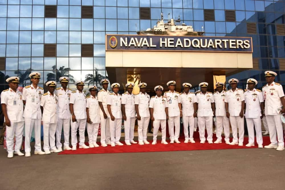 Coronavirus: Nigerian Navy continues training in spite of COVID-19 pandemic, gives reason