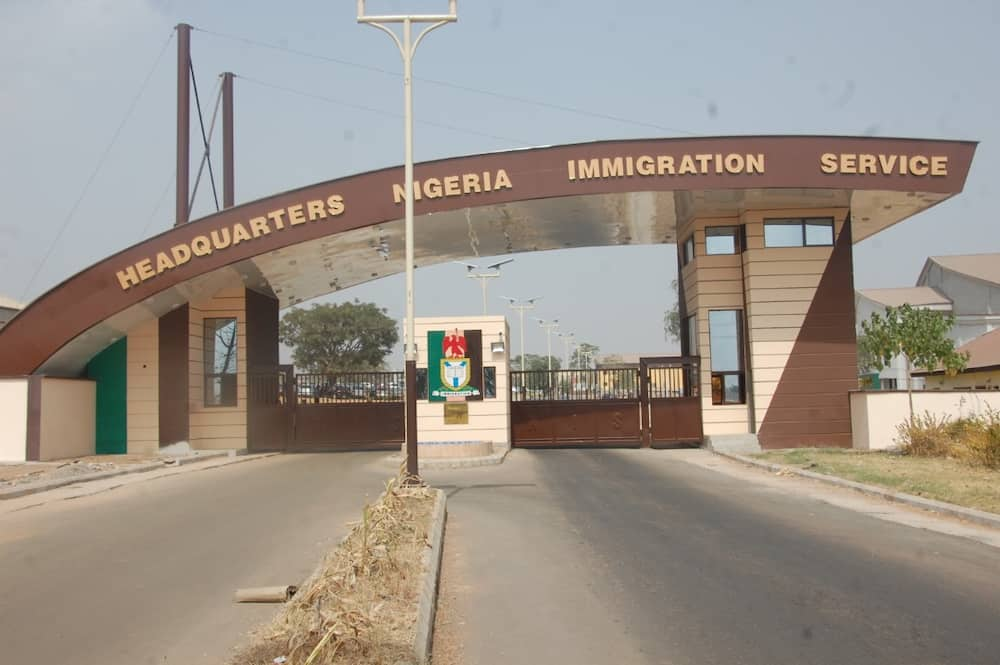 Offices burnt as fire guts immigration headquarters