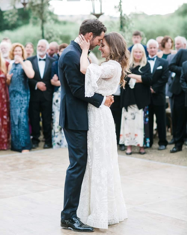 Tom Ellis married