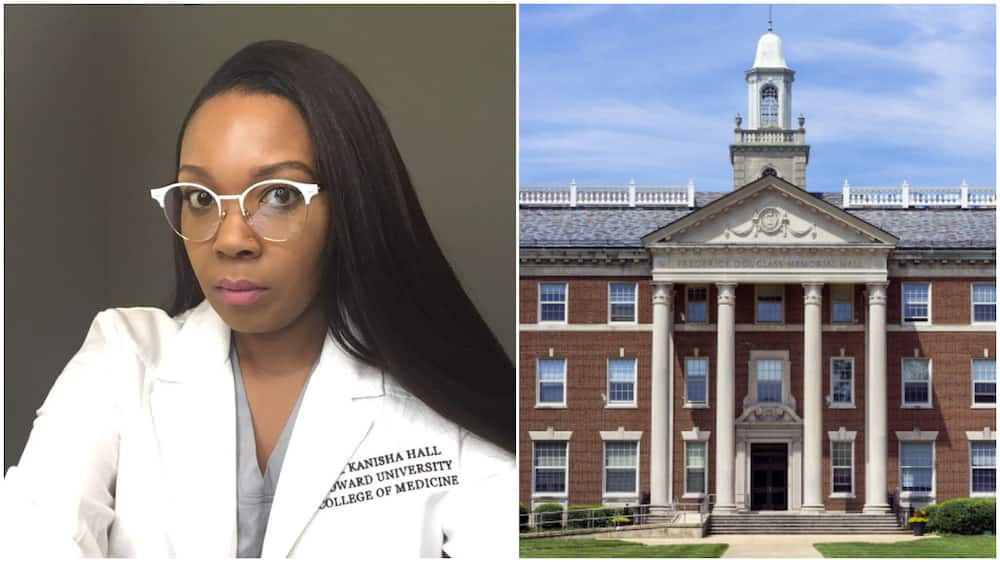 Pretty lady reflects on her pursuit, celebrates becoming doctor