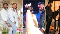 First Photo, Video From Wedding of Comedian Osama As He Marries Fiancee in Beautiful Ceremony in Jos