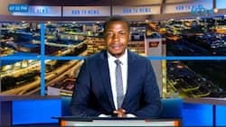 Drama as news presenter demands his salary on live TV, sparks reactions, company issues statement
