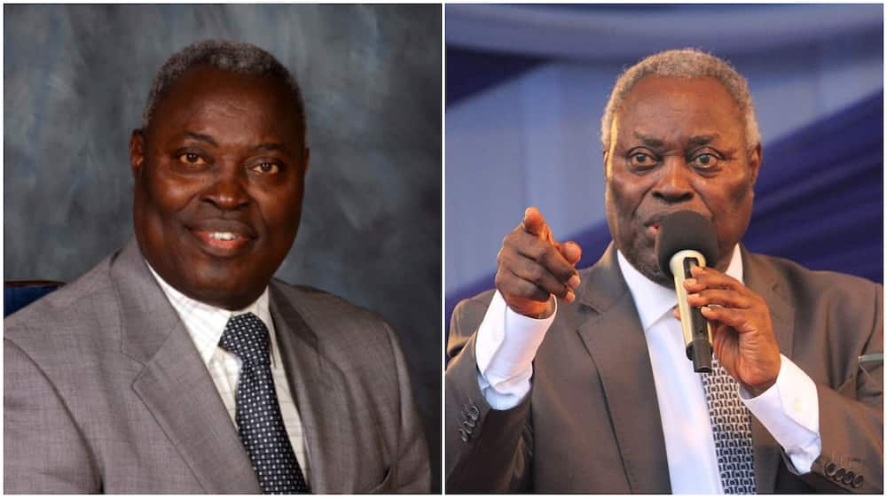 Pastor Kumuyi said he could return church members' tithes and offerings