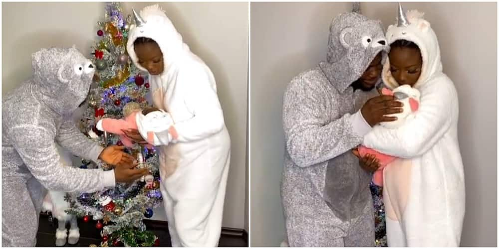 Comedian Crazeclown and his fiancee welcome first child