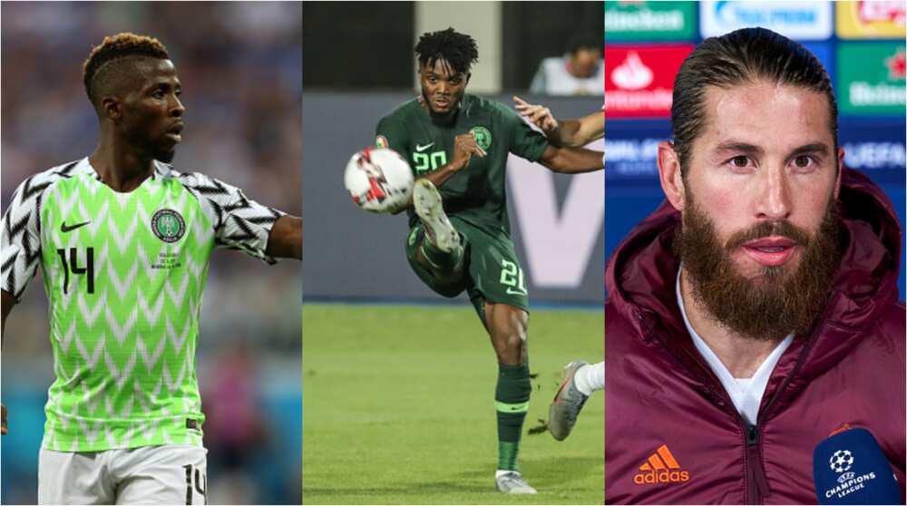 Kelechi Iheanacho: Eagles' defender claims team-mate Chidozie Awaziem is Nigeria's Sergio Ramos