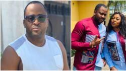 Desmond Elliott's wife celebrates him on social media as he turns a year older