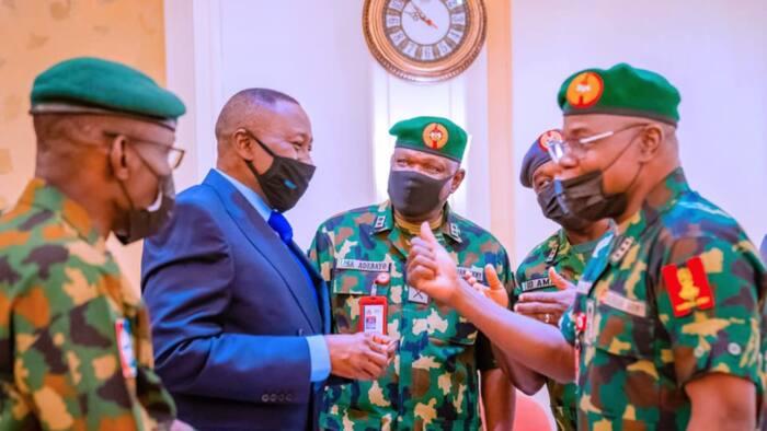 Malam Bako: Nigerian troops kill terrorist who succeeded ISWAP leader Al-Barnawi