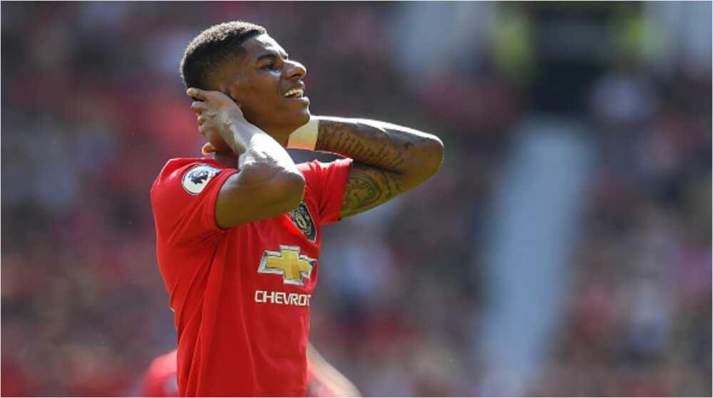 Marcus Rashford: Ex-Ghanaian footballer Marquaye claims he's Man United star's biological father