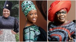 Bola Are, Chioma Jesus, 3 Nigerian gospel singers who minister with unique headgears
