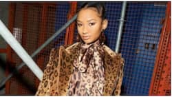 4 tips on how to look fashionable like Temi Otedola in all-leopard print ensemble