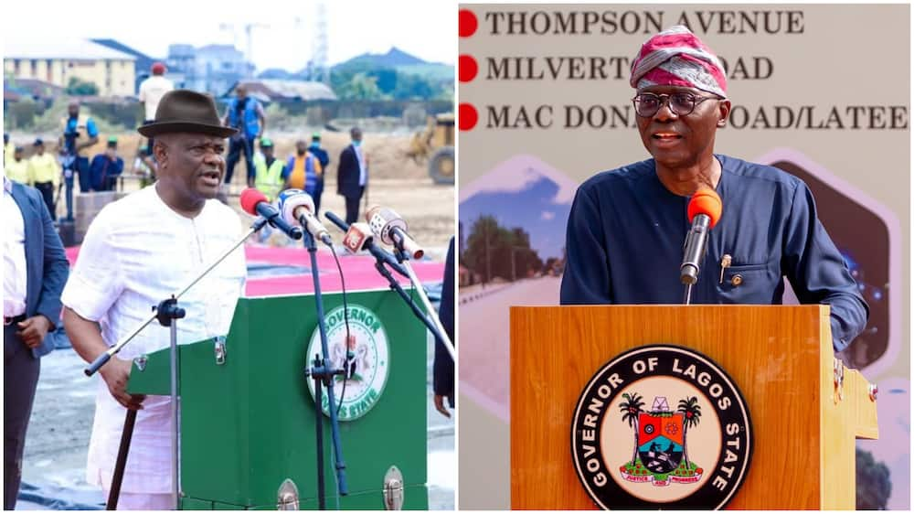 VAT Dispute: Sanwo-Olu Backs Wike as Lagos Govt Joins Forces with Rivers against FIRS in Court