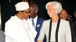 Yanzu-yanzu: Shugabar hukumar IMF za ta ajiye aikin ta a 2019