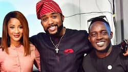 Victory is certain - Rapper MI says as he endorses Banky W's political aspiration