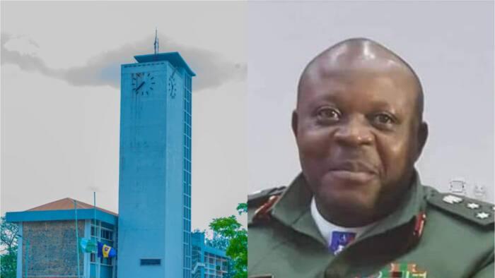 Kaduna plane crash: UI mourns Brigadier General Olayinka who was its PhD student