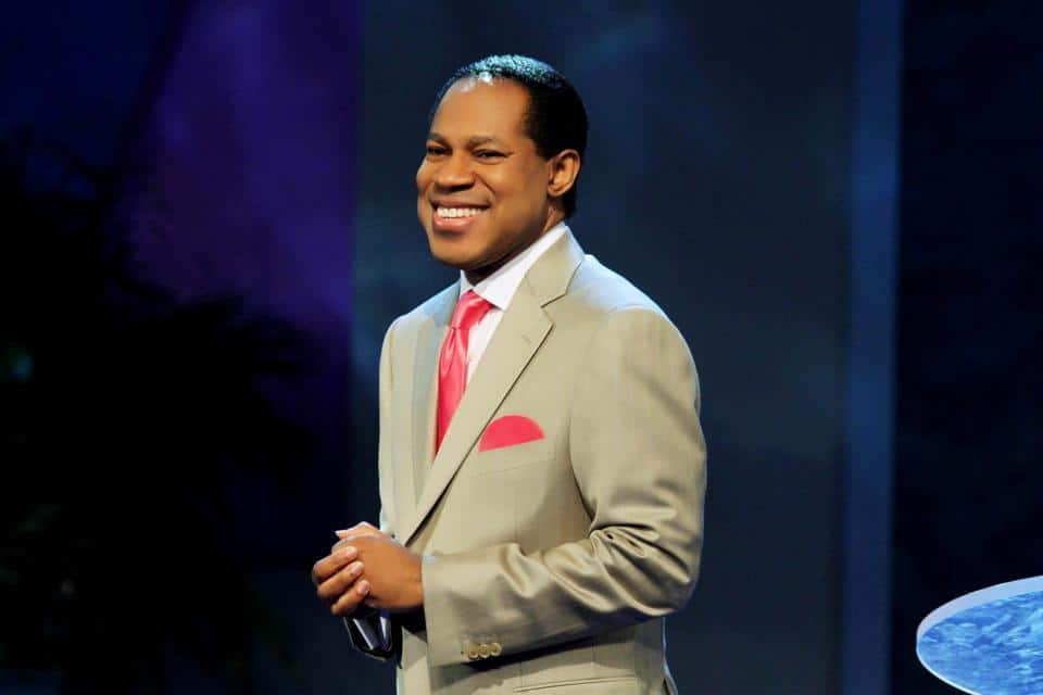 Pastor Chris: Nigerians blast Oyakhilome for saying men are the masters of women