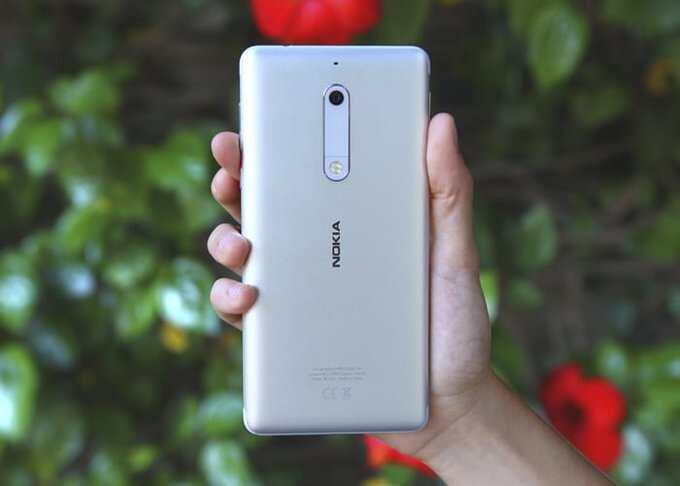 Nokia 5 features