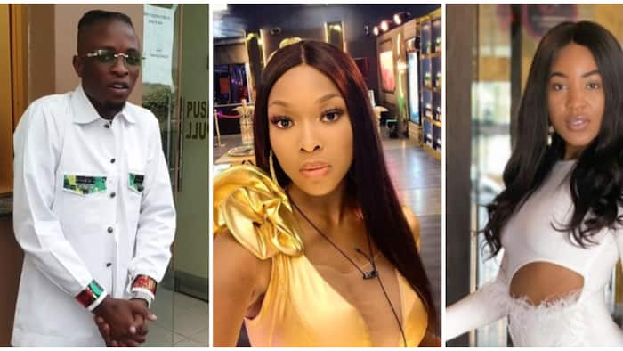 Vee was the only one I told about my SC genotype - Laycon exonerates Erica