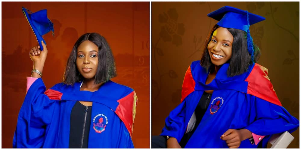 Nigerian Lady Emerges Best Student in a Class of 127, Stuns Social Media with Adorable Photos, Stirs Reactions