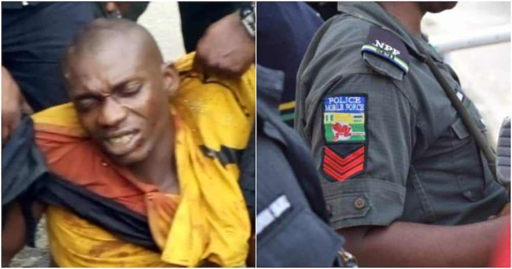 Police nab Boboski most wanted kidnapper in Rivers