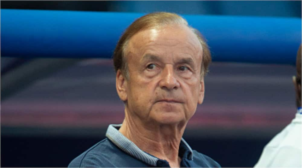 Sunday Dare questions competencies of Super Eagles coach Gernot Rohr.