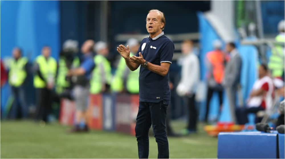 Super Eagles Coach Gernot Rohr Delivers Huge Comment Ahead of 2022 World Cup Qualifiers