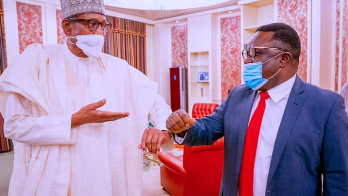 Ben Ayade: At last, Buhari's aide opens up on why governor joined APC