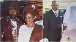 Yoruba movie actor Adekola Tijani and wife celebrate 13 years of marriage (photos)