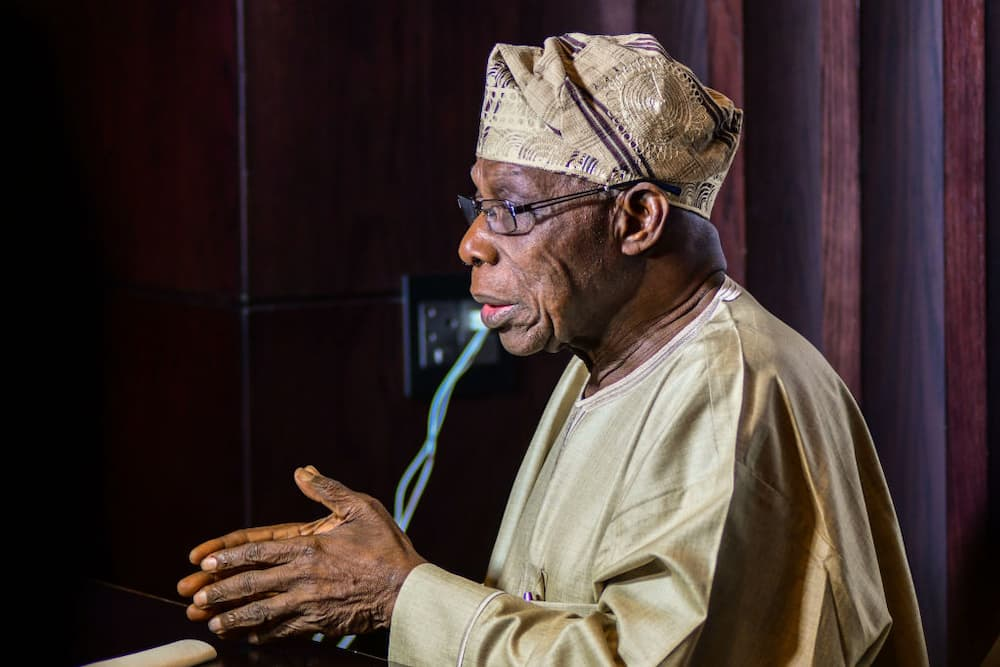 2023: Olusegun Obasanjo says he is done with politics