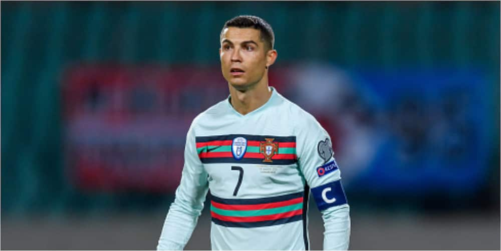 Ronaldo sets another enviable record after scoring his 103rd goal for Portugal