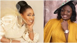 Oniduro: Yinka Alaseyori stunned as Tope Alabi joins her Instagram live session in old video