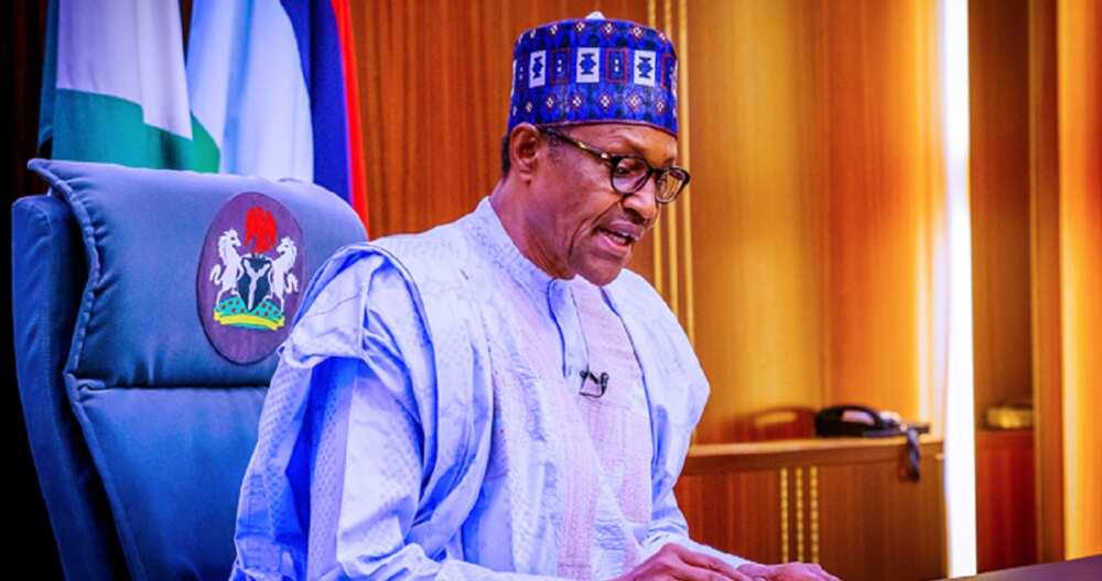 Najeriya za ta fara fitar da kayyakin danyen mai - Buhari