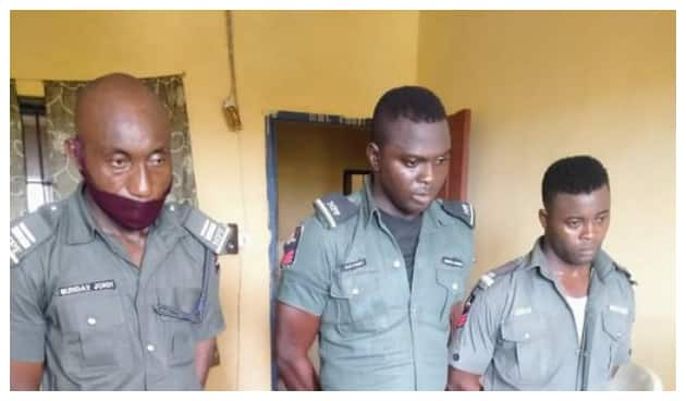 Payback Time as Police in Ogun Sack High-ranking Officers for Extortion, Releases Names, Photos