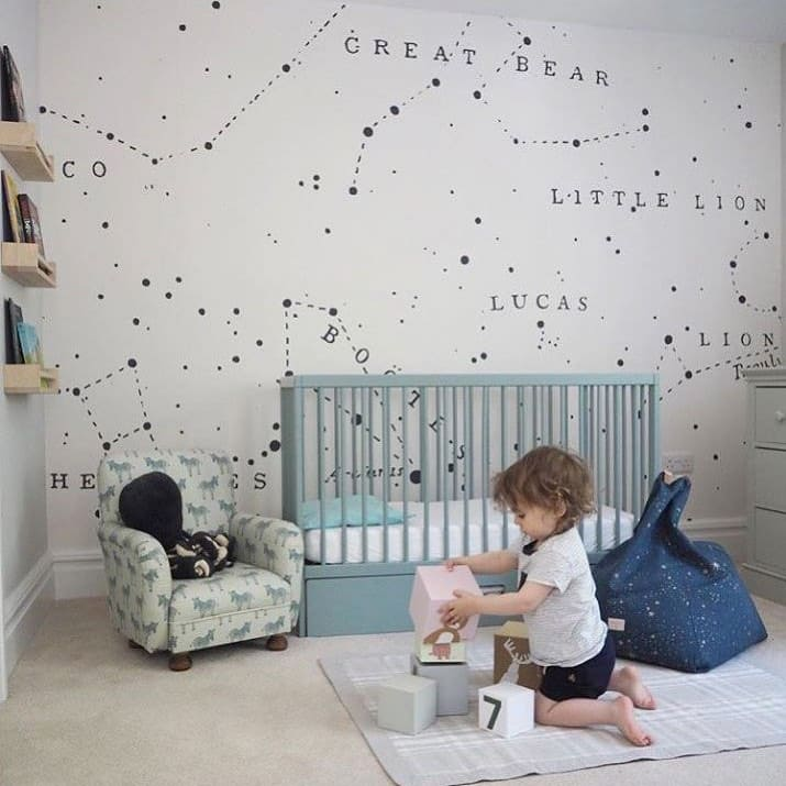 playroom wallpaper