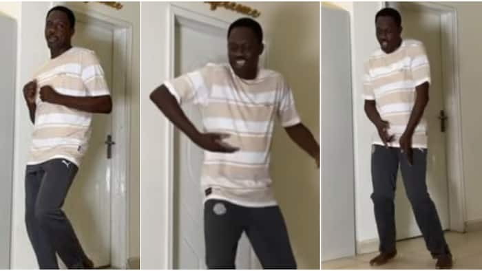 I can't believe Ali Nuhu can dance: Toyin Abraham shares video of Kannywood actor showing off skills