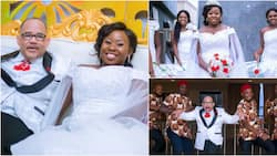American man flies down to Enugu state to tie the knot with his Nigerian bride