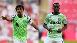 10 Super Eagles stars who are in contention to make their Nations Cup debut in 2019