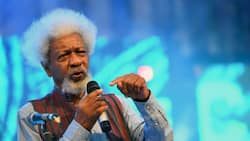 Stop being timid, Soyinka sends tough message to governors