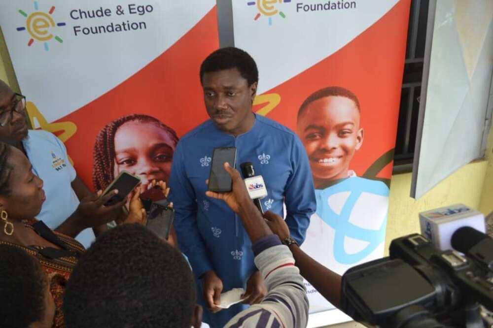 Chude and Ego Foundation Set to Transform Low-Income Communities