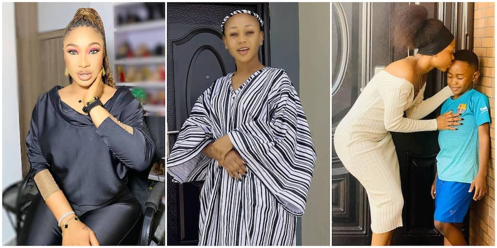 Free Poloo: Temper Justice with Mercy, Tonto Dikeh Writes, Says Ghanaian Actress Should Still Get Punished