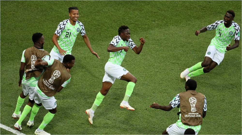 Ahmed Musa, Francis Uzoho, Ozornwafor to Start Super Eagles 2nd Friendly Match Against Cameroon