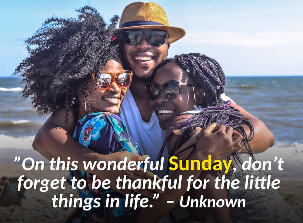 Sunday quotes and sayings