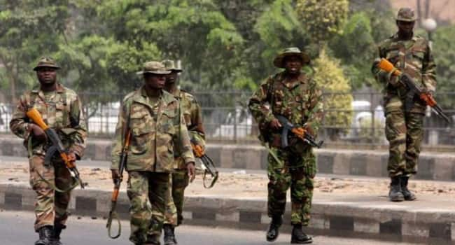 EndSARS: Soldiers reportedly take over Kuje, Abuja