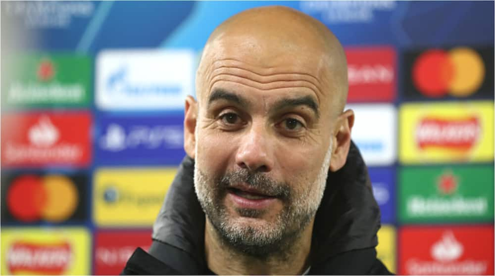 Pep Guardiola Takes Swipe at Rivals Manchester United After Manchester City Reach Champions League Final