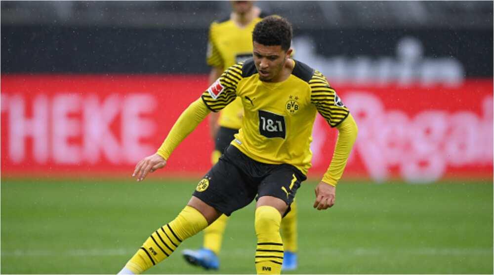 Bundesliga Side Borussia Dortmund Reject Man United's £67m Bid for Sensational Winger