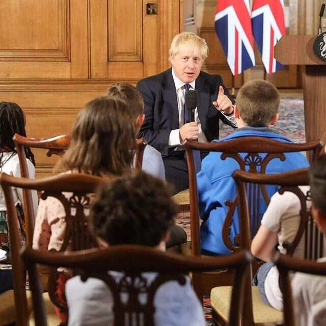 Boris Johnson age