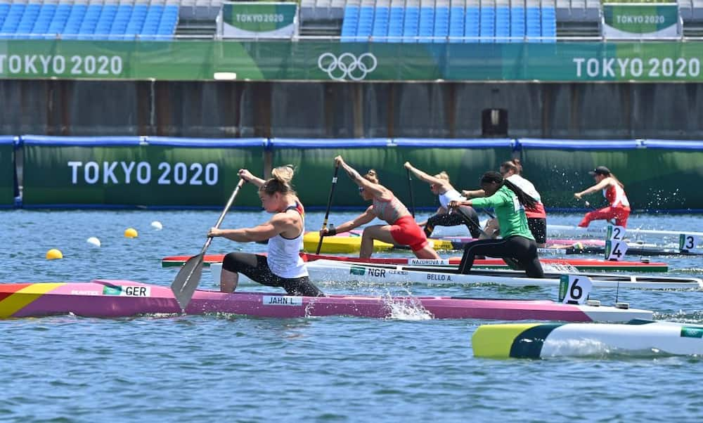 More heartbreaks as Team Nigeria crashes out of 200m canoe event despite finishing third